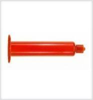 700 Barrel 3cc Dark Amber  Qty 50 903 D
