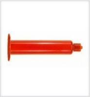 700 Barrel 10cc Dark Amber  Qty 50 910 D
