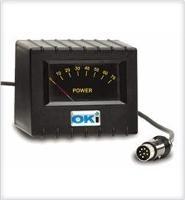 Power Meter  MFR 0 70W Scale MFR PM70