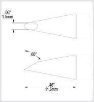 Hoof Cartridge  Drag  1 5mm  0 059  SCP DRH615