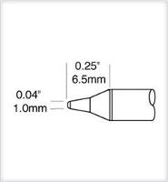 Cartridge  Conical  Power  1mm  0 04  STTC 801P