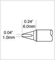 Cartridge  Chisel  Power  1mm  0 039  STTC 825P