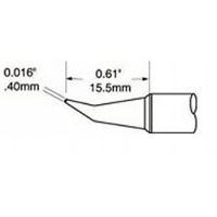 Conical Tip  Bent  0 4mm  0 016  STV CNB04A