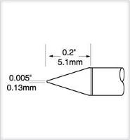 Ultrafine Cartridge  Conical  0 13mm UFTC 7CN01