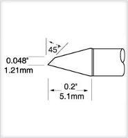 Ultrafine Cartridge  Hoof  Micro  1 2mm UFTC 7DRH412