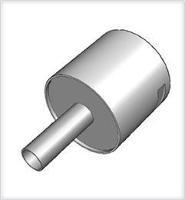 Nozzle  Round  5mm HN J0005