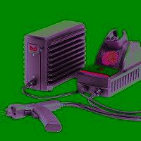 System  MFR Desolder  External Air MFR 1150