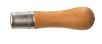 Size 4 Metal Ferruled Wooden Handle 21511N