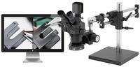 6 5 Trinocular Microscope TKPZT LV2