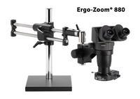 Stereo Zoom Adjustable Microscope TKEZ 880 A