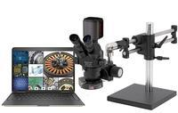 ProZoom  6 5 Trinocular Microscope TKDPZT
