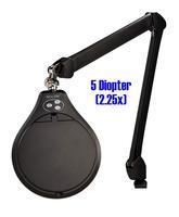 Accu Lite  6  Round LED Magnifier ALRO6 45 5D B