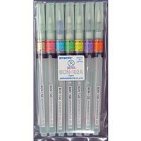 Flux Dispensing Pens Sample Pack of 7 BON 102A
