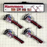 Display for Contractor s Hammers PF10