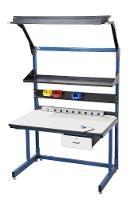 60  x 30  Cantilever Basics ESD Bench BIB20