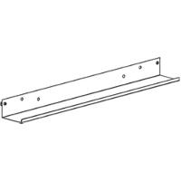 Tool Shelf   Bin Rail  72 W 8494