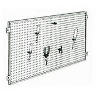 Peg Board  18 H x 60 W  Steel 8723