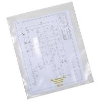 Statfree 6 mil Document Holder 47122