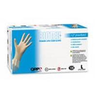 Latex Low Powder Exam Gloves 609BP L