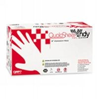 ESD Vinyl Gloves  9   Pwdr Free  4mi  MD VCYF09 M