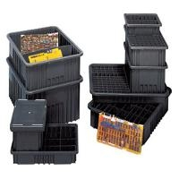 Conductive Dividable Grid Container DG93060CO