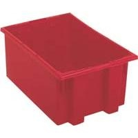 Quantum SNT225 R  Red Stack Nest Tote SNT225 R