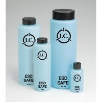 ESD Round Storage Bottle   8 oz RSB 8 ESD