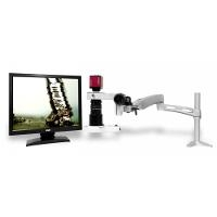Macro Zoom Video Inspection System MAC PK3 FR X