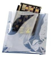 Static Shield Bag with Zip   6  x 24 300624