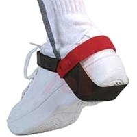 Red Elastic Heel Grounder HGS1MD RED