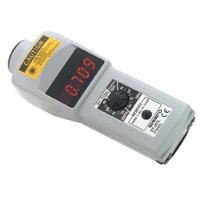 Contact Non Contact Laser Tachometer 6 DT 207LR