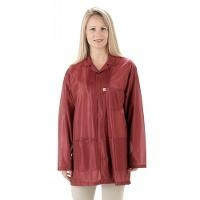 ESD Jacket  Burgundy   XL LOJ 33 XL