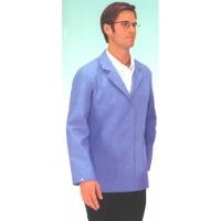 ESD Jacket  Royal Blue   Large 361ACS L