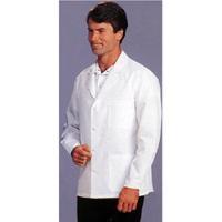 ESD Jacket  White   Small 361ACQ S