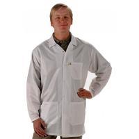 ESD Jacket  White   XS LEQ 13 XS