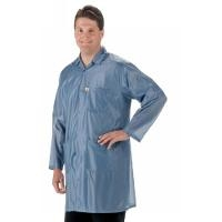 ESD Coat w Cuffs  Blue   5XL LOC 23C 5XL
