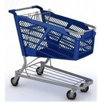 Renaissance Shopping Cart  Blue HC20 Blue