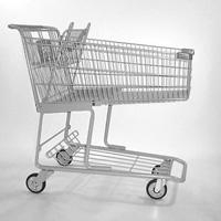 Medium Shopping Cart 1540