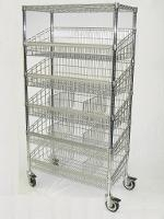 Basket Cart   18  x 48 MBSK1848