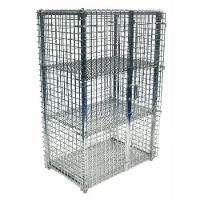 Security Cage  4 Shelf   24  x 36 SEC364F