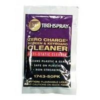 Screen   Keyboard Cleaner Wipes 1743 50PK