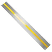 Duct Strips  Grey w Reflective  100pk DTSWR 2 18 100 GREY