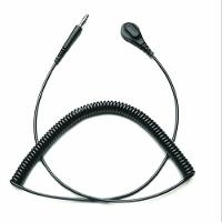 6  Coil Cord  Black  4mm  Premium CC9037