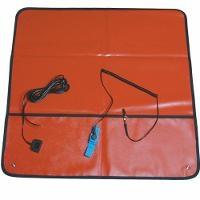 2  x 2  Field Service Mat  Red FSM2424R  F