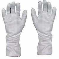 Polyester Static Safe Hot Gloves 14   S GL9101