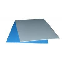 Gray Homogeneous Vinyl Table Mat  2 x50 VMC 2450GY