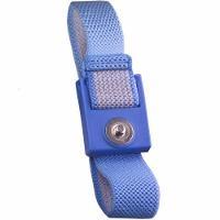 Woven Wrist Band  Blue  10mm WB0018