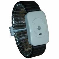 Dual Conductor Wrist Strap  Metal  Large WB0050L