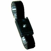 Metal Adjustable Wrist Strap  4mm snap WB6014
