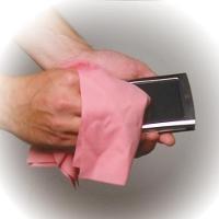 Cleanroom ESD Wipe 9x9 Wht Strp Pk 150 WP7200